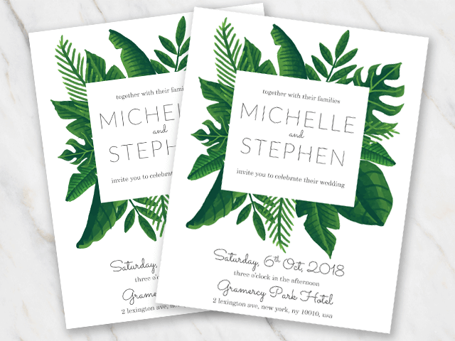100 Free Wedding Invitation Templates In Word Download