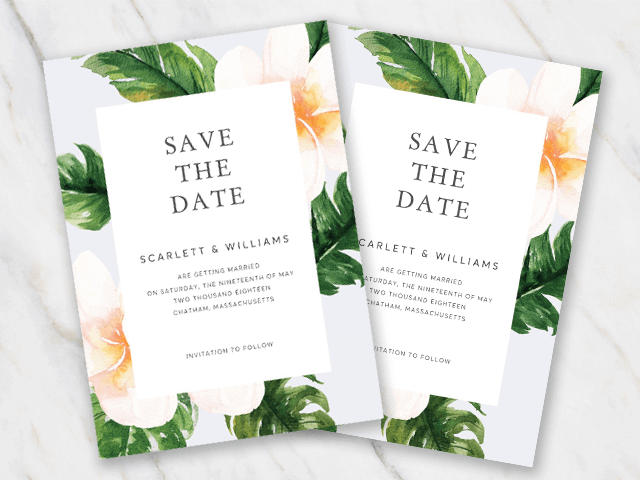 Wedding SavetheDate Templates In Word For Free - Microsoft save the date templates free